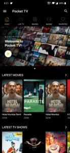 Pocket TV Mod