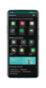 WhatsTools Mod