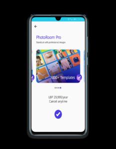 Photoroom Premium